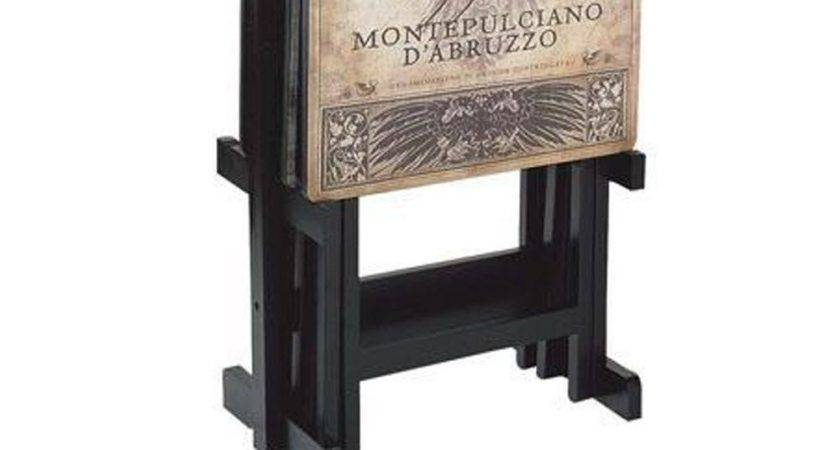Home Decorators Collection Tuscan Multi Wood Wine