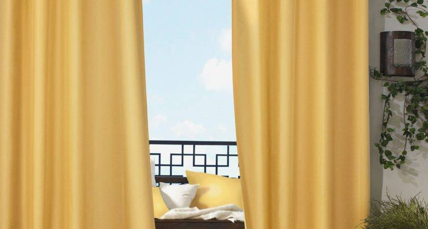 Home Depot Outdoor Curtains Awesome Gazebo Bright Solid
