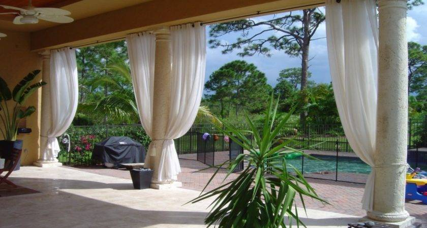 Home Depot Outdoor Curtains Patio