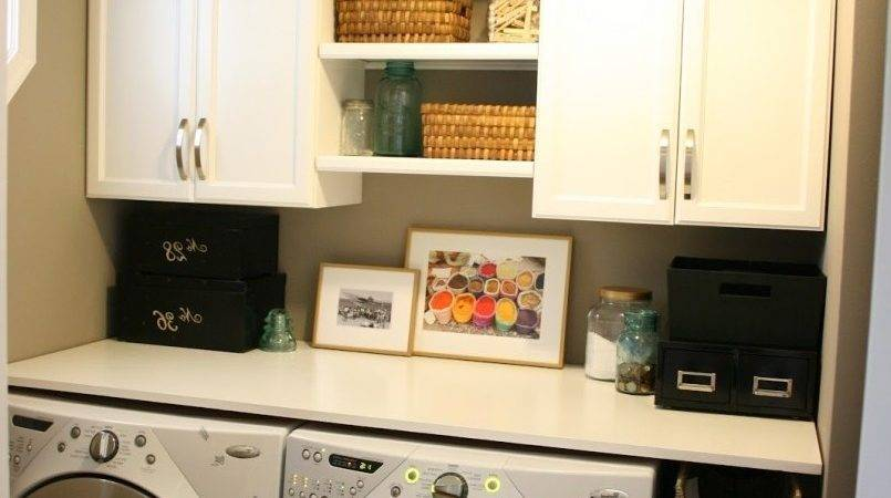 Home Design Exciting Small Laundry Room Ideas