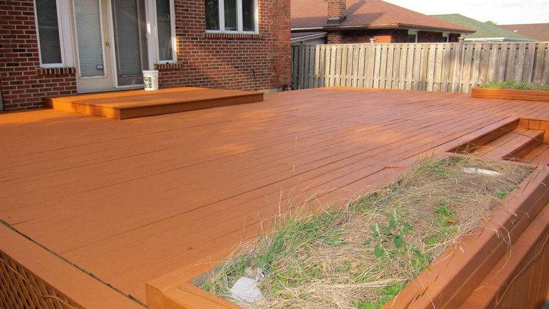 Home Painters Toronto Deck Staining Fence