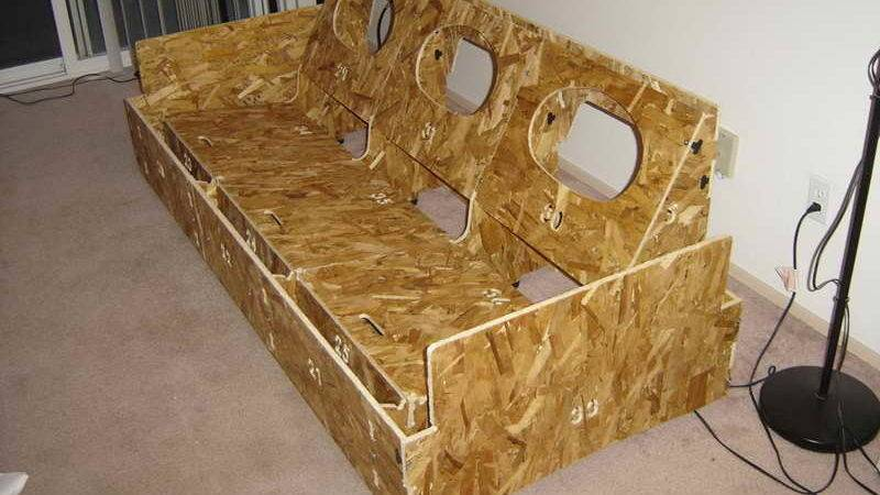 Home Remodeling Build Your Own Couch Box