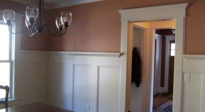 Home Remodeling Wainscoting Height Ideas Installing