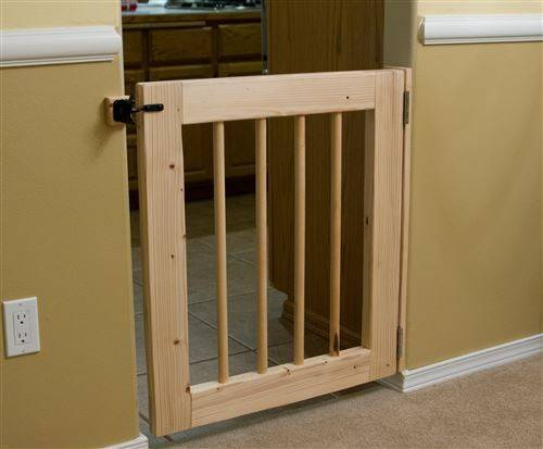 Homemade Baby Gate Studio