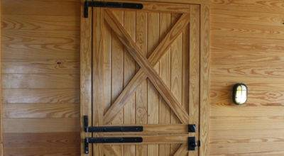 Homemade Doors Wood Door Latch