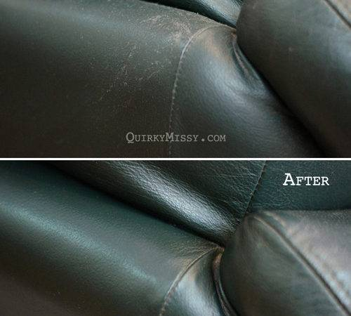 Homemade Leather Cleaner Restoration Old