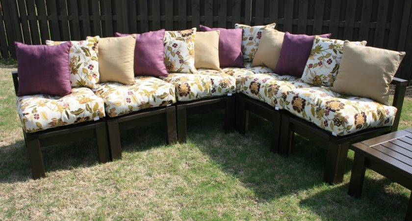 Homemade Patio Furniture Cushions Woodguides