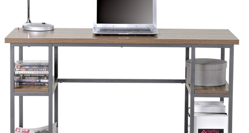 Homestar Computer Desk Shelves Reviews Wayfair