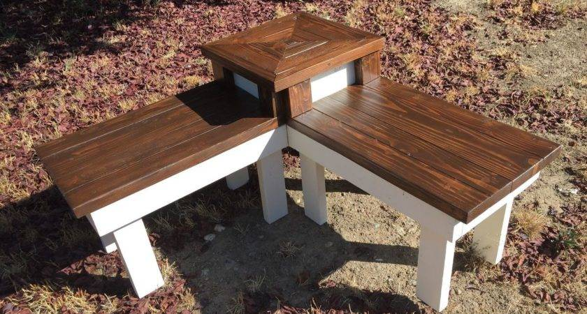 Hometalk Diy Corner Bench Built Table