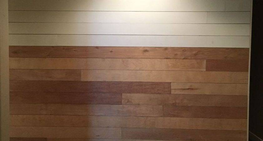 Hometalk Diy Shiplap Wall Easy Cheap Beautiful