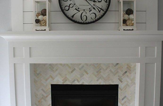 Hometalk Fireplace Makeover Before After