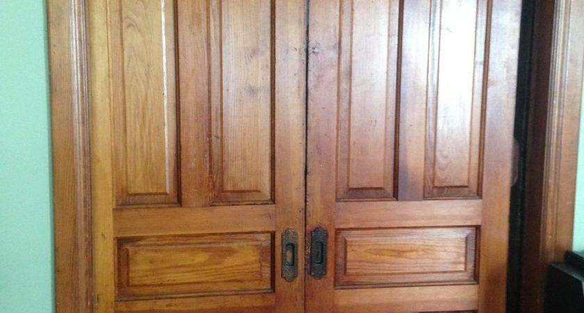 Hometalk Repair Old Pocket Doors