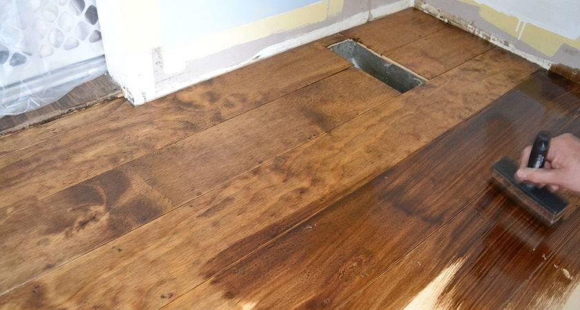 Hometalk Wood Floor Plywood Redo