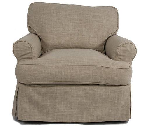 Horizon Armchair Cushion Slipcover Wayfair