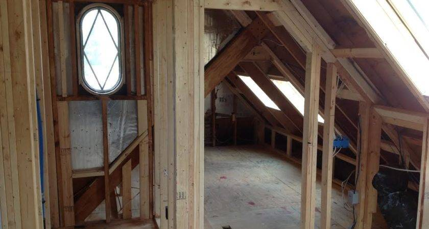 House Attic Remodel Keystone Building Group