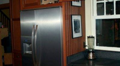 Hummel Opinion Cabinets Over Refrigerator