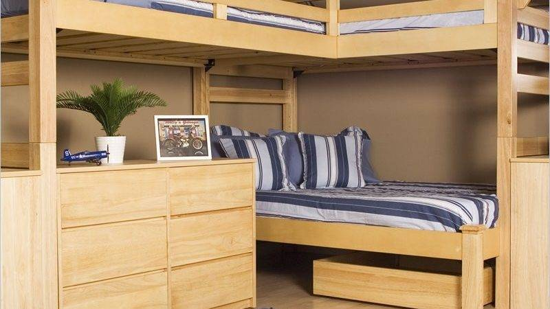Ideas Adult Loft Bed Pinterest Lofted