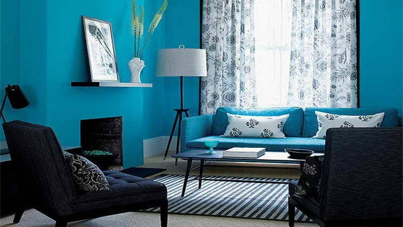 Ideas Color Combinations Turquoise Room