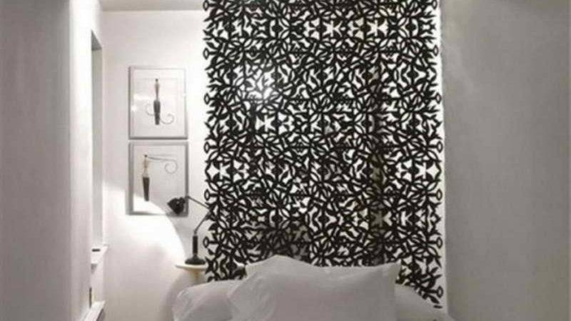 Ideas Creative Design Sotto Hanging Room Divider