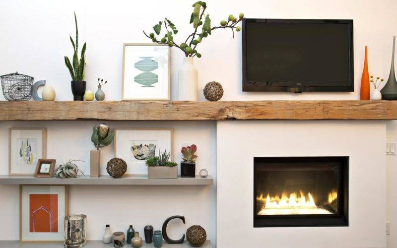 Ideas Decorating Your Mantel Year Round Hgtv