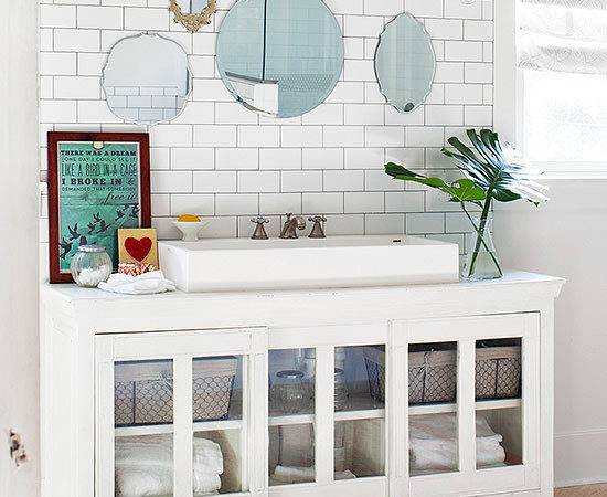 Ideas Diy Bathroom Vanity