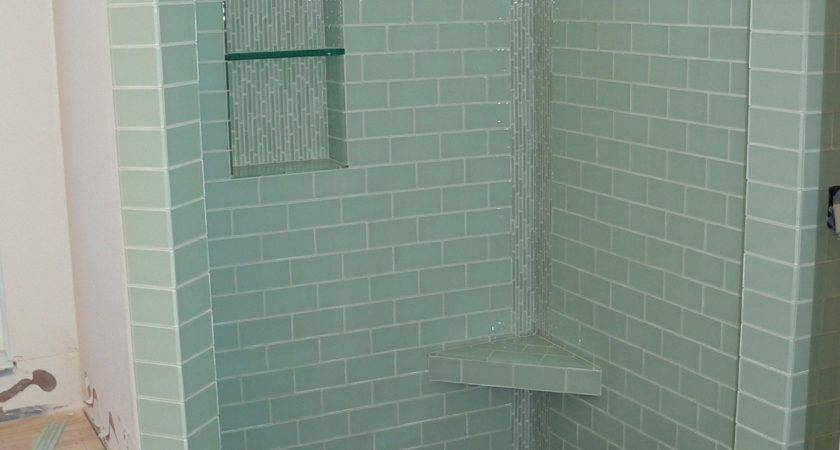 Ideas Incorporate Glass Tile Your Bathroom Design