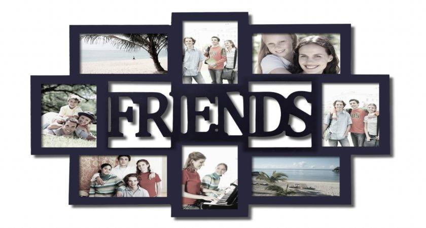 Ideas Large Wall Friends Collage Frame Frames