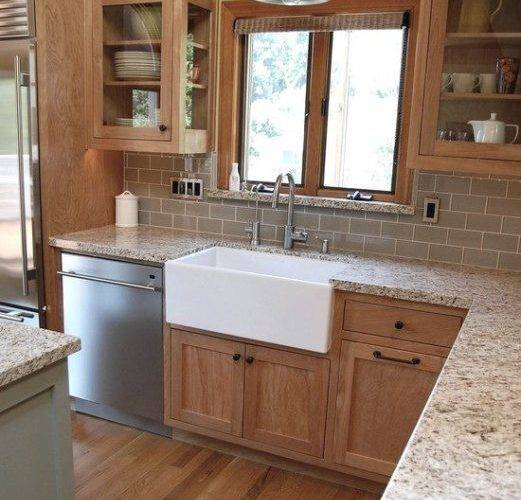 Ideas Oak Cabinets Without Drop Paint