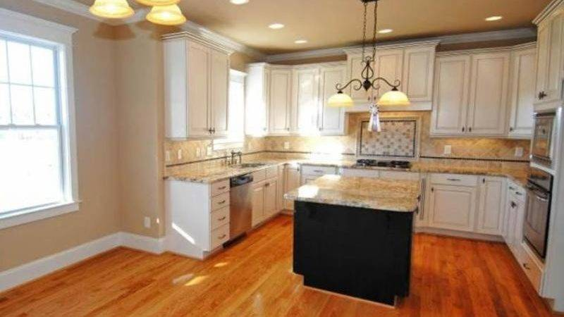 Ideas Remodel Small Kitchen Tile Contractor