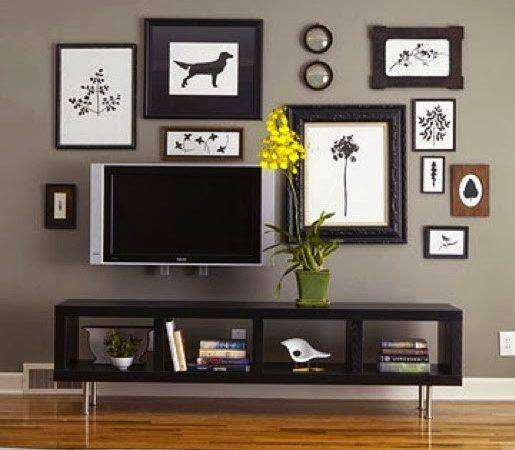 Ideas Seamlessly Integrate Your Into Living Room