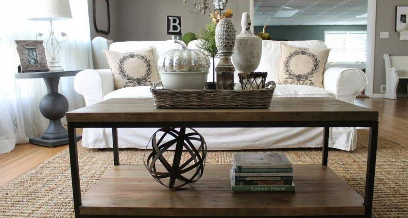 Ideas Sofa Table Decor Cool Decorating