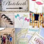 Ideas Wedding Booth Whimsical Props