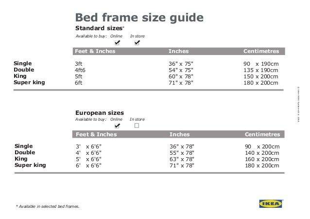 Ikea Bed Frame Guide