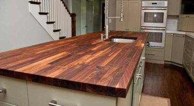 Ikea Butcher Block Countertops Counter Undermount