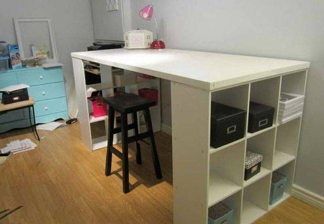 Ikea Craft Table