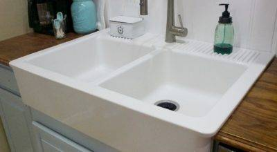 Ikea Farmhouse Sink Everyday Home