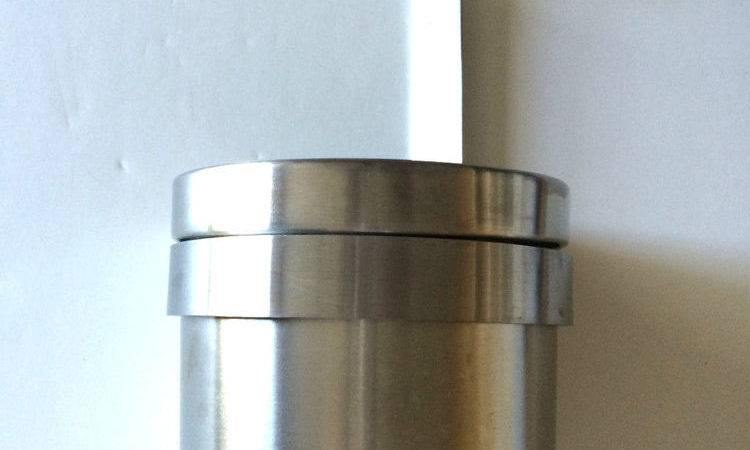 Ikea Grundtal Stainless Steel Cutlery Caddy Plant Pot