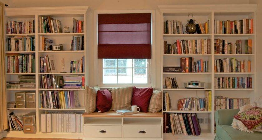 Ikea Hacks Hackers Built Bookshelves Window