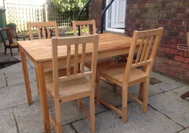 Ikea Ingo Ivar Table Chairs Pudsey West