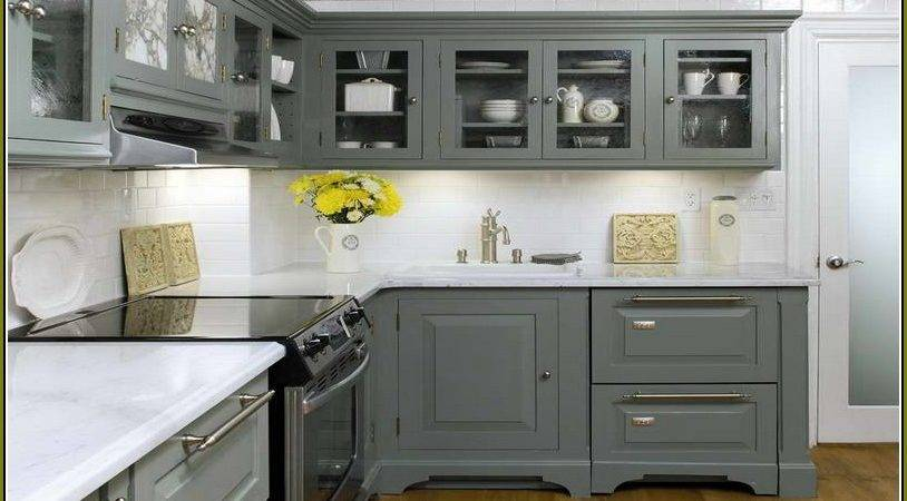 Ikea Kitchen Cabinets Gray Home Design Ideas