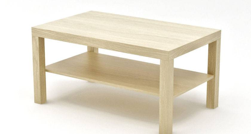 Ikea Lack Side Table Large Model Max Cgtrader