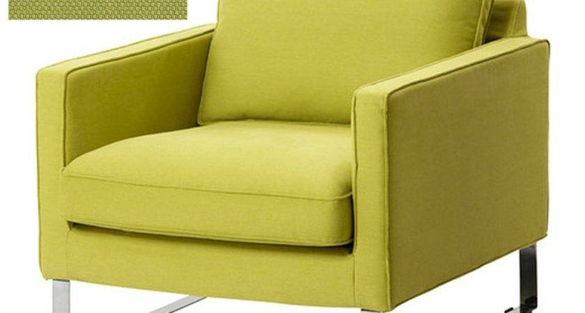 Ikea Mellby Armchair Slipcover Chair Cover Dansby Yellow
