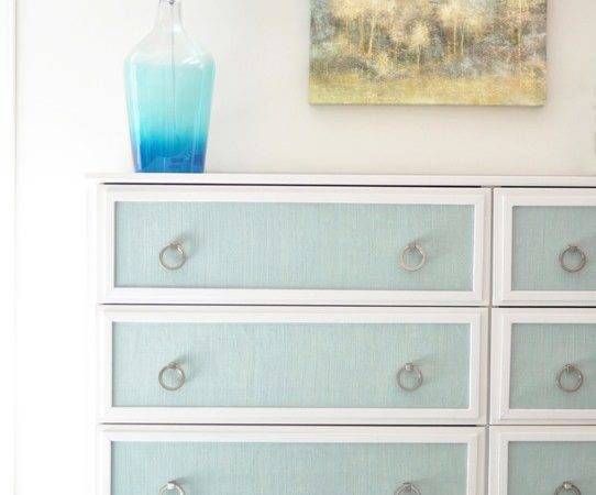 Ikea Tarva Textured Panel Dresser Makeover Hackers
