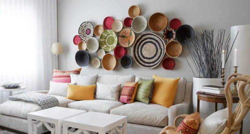 Impressive Living Room Wall Decoration Trends