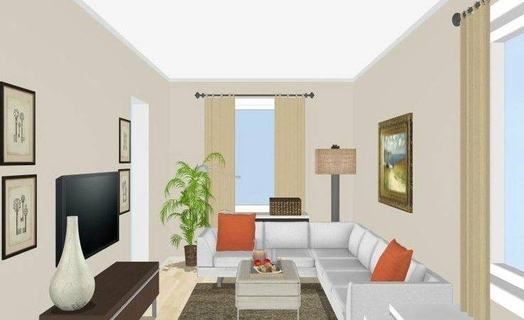 Incredible Attractive Decorate Long Wall