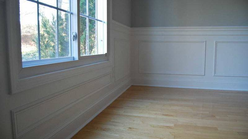 Indoor Faux Wainscoting Ideas Choose Right Wall