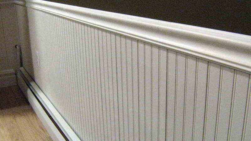 Indoor Wainscoting Home Depot Idea White
