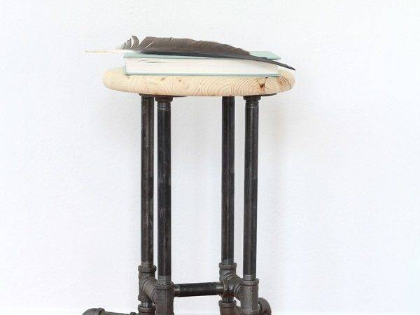Industrial Pipe Gorgeous Diy Bar Stools