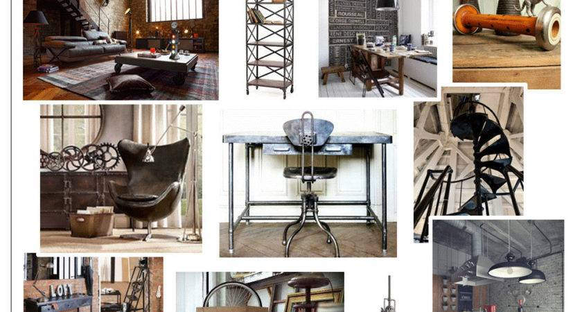 Industrial Style Decorating Youth Space Pinterest