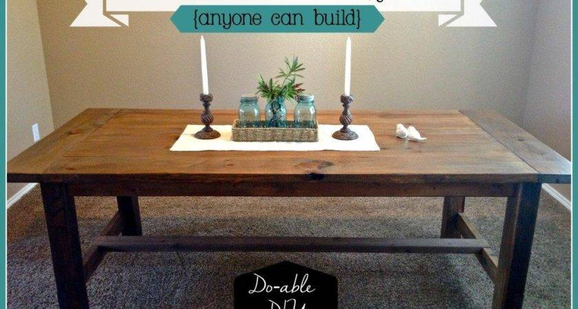 Inexpensive Dining Room Farmhouse Tables Table Furniture